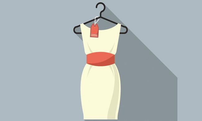 Моделирование 10 разных платьев без выкройки за 5 минут